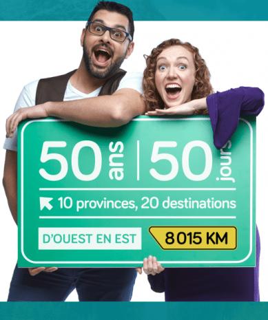Bonjour my friend: une tournée canadienne pour promouvoir la dualité linguistique!